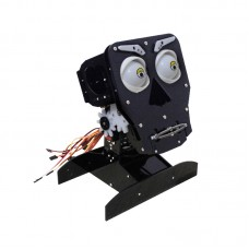Q-Robot Head Face Expresion Faciales Robot DIY with Servos