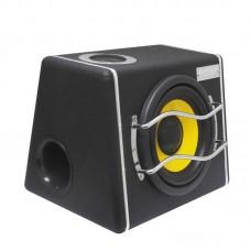 8.0 Inch Large Power 400W 12V/24V Subwoofer Trapezoidal Speaker Ordinary Type for Cars