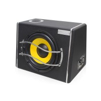 10.0 Inch Large Power 400W 12V/24V Subwoofer Trapezoidal Speaker Ordinary Type for Cars
