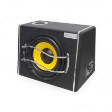 10.0 Inch Large Power 400W 12V/24V Subwoofer Trapezoidal Speaker Ordinary Type for Cars
