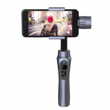 Smooth Q Handheld 3-Axis Stabilizer Gimbal PTZ Stabilizer for Mobile Smartphone