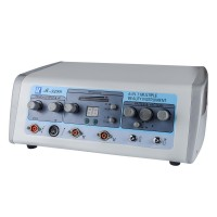M-3398 Six in One Multiple Beauty Instrument Electrotherapy Acne Remover 220V