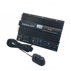 ZL980 Car Audio Power Amplifier Board 1000W High Power Bass AMP Subwoofer + 3m Cable Control