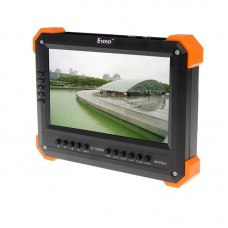 "X41TA 7"" LCD Monitor HD-TVI 3.0+AHD+HDMI+VGA+CVBS Camera Test Video CCTV Tester"