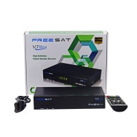 FREESAT V7 Max DVB-S2 USB Wifi High Definition Digital Satellite Receiver