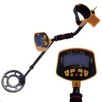 MD-3010II Metal Detector Gold Digger Light Hunter Deep Sensitive Search LCD UK