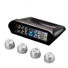 TP-800 Tire Pressure Intelligent Monitoring System Car Auto Security Alarm Four External Sensor