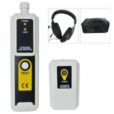 40kHz Ultrasonic Leak Detector Tester & Transmitter Locates leaks in Pressure & Vacuum