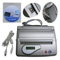TC006B Portable Mini USB Tattoo Thermal Transfer Machine Copier Stencil Printer