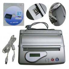 TC006B Portable Mini USB Tattoo Thermal Transfer Machine Copier Stencil Printer