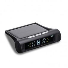 Tire Pressure Monitoring System Vehicle Auto Alarm 433.92MHz 4 External Sensors