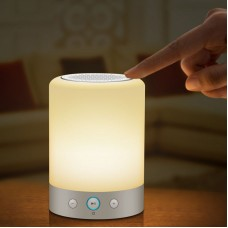 L7 Romantic Lighting Bluetooth Speaker Smart Music Light 10M Adjust Brightness