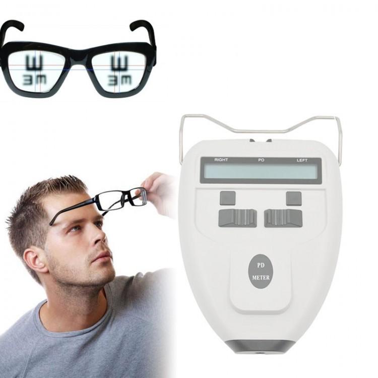Digital Pupillometer Pupillary Distance Tester PD Meter ...