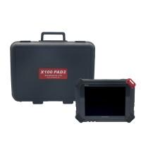 XTOOL X-100 PAD2 Auto Car Key Programmer Support EPB EPS OBD2 Odometer Oil Rst TPMS