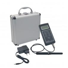 SJ300 Digital Gauss Meter Static Magnetic Field Tesla Tester 0-200Mt-2000mT with Adapter
