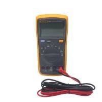 FLUKE 15B+ F15B+Digital Multimeter Meter Auto Range AC DC Voltage Current
