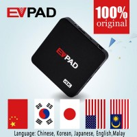 Evpad 2S IP TV Box Android 1G+8G Korean Receiver 600+ Channel Live