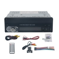 """Car MP5 Player 1 DIN Single 7"""" HD Touch Screen Support FM USB TF AUX 9601+Camera"""
