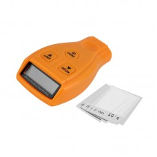 GM200 Coating Thickness Gauge LCD Measuring 0-1.80mm 0-71.0 mil Digital Automotive