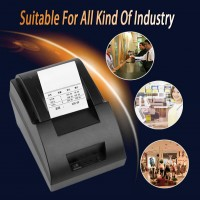 Thermal Printer 58mm USB Port POS Receipt Printer 5890C for Cash Registers