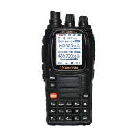 Walkie Talkie KG-UV9D PLUS Dual Band Transmission Transceiver for Security Check UV Two Way Radio