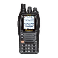 Walkie Talkie KG-UV9D Dual Band Transceiver Transmission for Security Check UV Two Way Radio