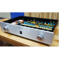 Audio PASS 1.7 Hifi Preamp Full Balance XLR FET Input Output Unbalance Pre-amp