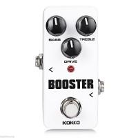 Flanger KOKKO Booster Pure Analog Circuit True Bypass Design Guitar Effect Pedal