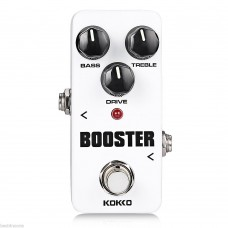 Flanger KOKKO Booster Pure Analog Circuit True Bypass Design Guitar Effect Pedal