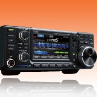 ICOM IC-7300 HF-6m-4m SDR Transceiver SPECIAL 135 WATT VERSION! Unlocked TX-RX