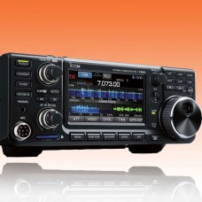 ICOM IC-7300 HF-6m-4m SDR Transceiver SPECIAL 135 WATT VERSION! Unlocked TX-RX
