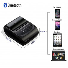 Wireless Bluetooth USB Thermal Receipt Printer 58mm Line Mobile POS Android CAN