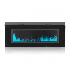 AS256 Music Spectrum Display Sound Audio OLED Full-band Level Meter Monitor 3.12 Inch