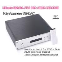 ES9028PRO DAC Audio Decoder DSD Italy Amanero USB Module XLR Balance HiFi PCM384