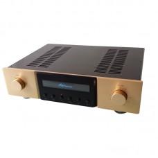 Hi-End Pre-Amplifier Stereo HiFi Pre-Amp Preamp Pure DIY Handmade120db SNR