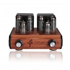 Nobsound Vacuum Tube Amplifier Mini 6N2+6P1 Push-Pull Integrated HIFI Power AMP