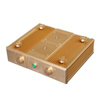 Hi-End Golden Power Amplifier HiFi Stereo 2.0 Channel Post-Amp 2x150W