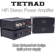 Power Amplifiers HiFi Class A Monoblock Pair Stereo Desktop Amp 10W×2