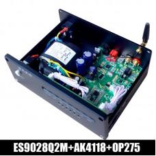 Breeze Audio C30 Bluetooth 4.2 HIFI USB DAC Decode Non-Destructive Player ES9028Q2M AK4118 OP275