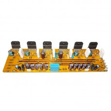 LM3886 XLR Balance 360W Mono Amplifier Assembled Board DIY Audio Kit One Channel