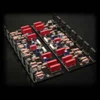 High-Power Class A HiFi Stereo Amplifier 2PCS/1Set Assembled Board