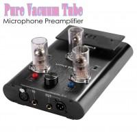 6N2 12AX7 Vacuum Tube Microphone Preamplifier Balanced HiFi XLR KTV MIC Pre-Amp