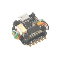 Teeny1S F4 Flight Control Board Integrated OSD Blheli_S  Brushless 1S ESC for FPV Quadcopter