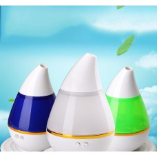 Mini Ultrasonic Humidifier Atomizer Air Vehicular Purifier Aroma Diffuser USB LED Light Color Changing