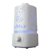 Air Humidifier Fogger Ultrasonic Atomizer Mist Maker Aromatherapy Diffuse Aroma Lamp GYJ-105