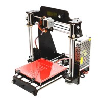 Geeetech I3 Pro W DIY 3D Printer Wood with Wi-Fi Module Stand-alone Printing