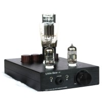 P7 Tube 6N5P Headphone Amplifier Amp Ear Preamplifier Preamp Pure Bile