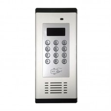 K6 Wireless Intercom System Security 3G Audio Intercom Gate Door Entry Access Control RFID