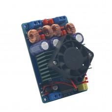 Class T Digital Amplifier Board Stereo 2x160W HIFI AMP with Fan for Audio DIY Better than TDA7498E TK2050 TDA8950 TPA3116