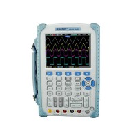 Hantek DSO1202B Digital Handheld Oscilloscope Multimeter 200MHz 1GS/s 1M Memory Depth
